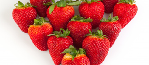 Strawberry makes your day