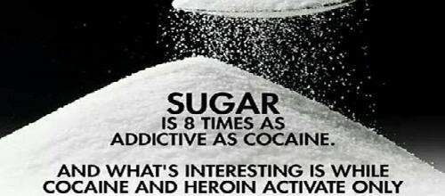 SUGAR: Cut the addiction